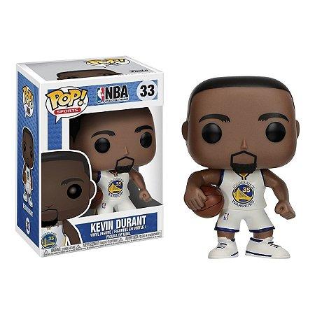 Funko Pop! NBA Kevin Durant: Golden State Warriors #33
