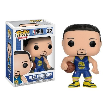 Funko Pop! NBA Klay Thompson: Golden State Warriors #22