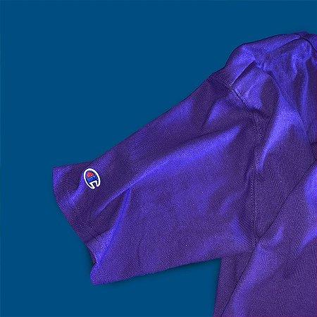 Camiseta Champion LIFE Heritage - Purple