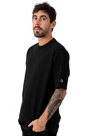 Camiseta Champion LIFE Heritage - Black