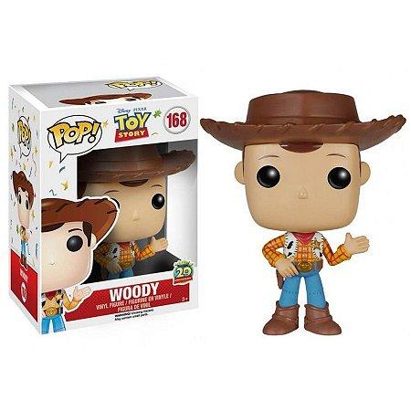Funko POP! Disney: Toy Story - Woody