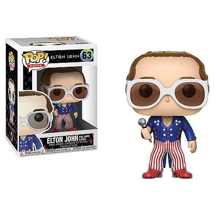 Funko POP! Elton John #63
