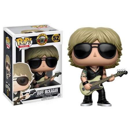 Funko POP! Guns' n' Roses: Duff McKagan #52