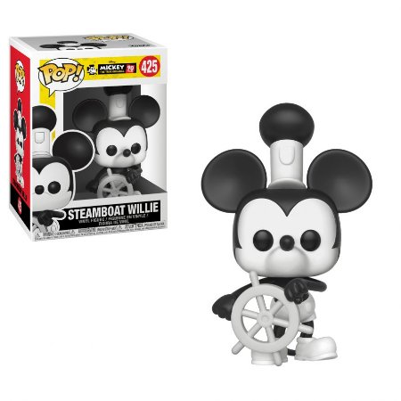 Funko POP! Mickey Mouse - Steamboat Willie #425
