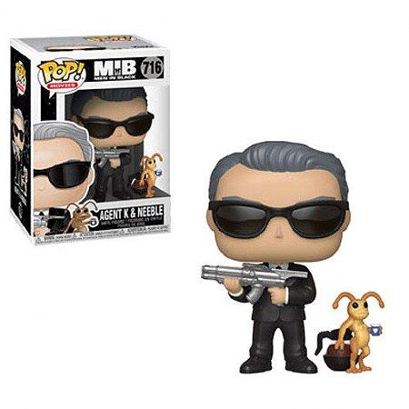 Funko POP! MIB Agent K & Neeble #716
