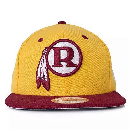 Boné New Era Snapback Washington Redskins