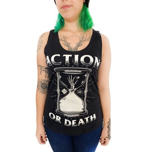 Regata Feminina Action Clothing Action or Death