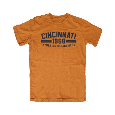 Camiseta PROGear Cincinnati Athletic Department