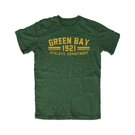 Camiseta PROGear Green Bay Athletic Department