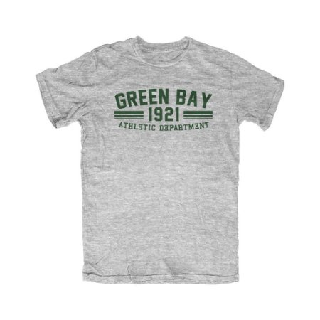 Camiseta PROGear Green Bay Athletic Department