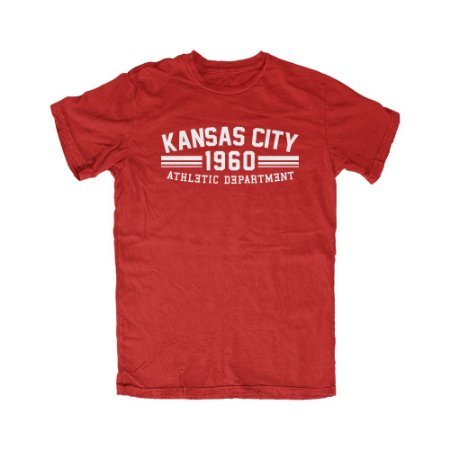 Camiseta PROGear Kansas Athletic Department