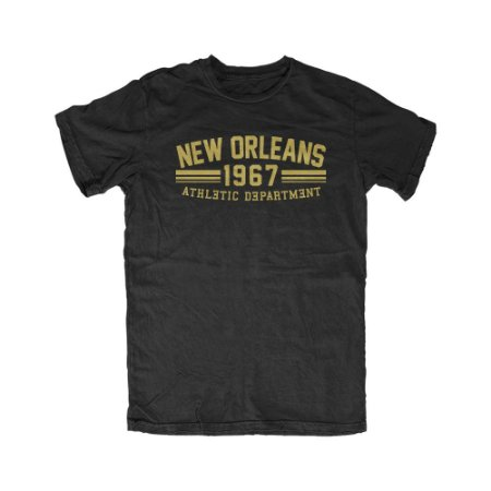 Camiseta PROGear New Orleans Athletic Department