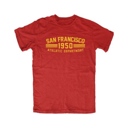 Camiseta The Fumble San Franscisco Athletic Department