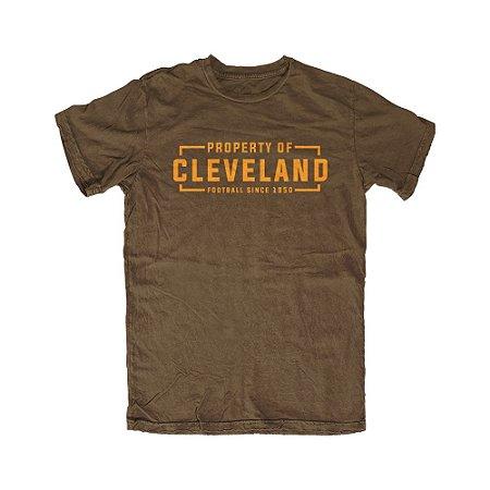 Camiseta PROGear Property Of Cleveland