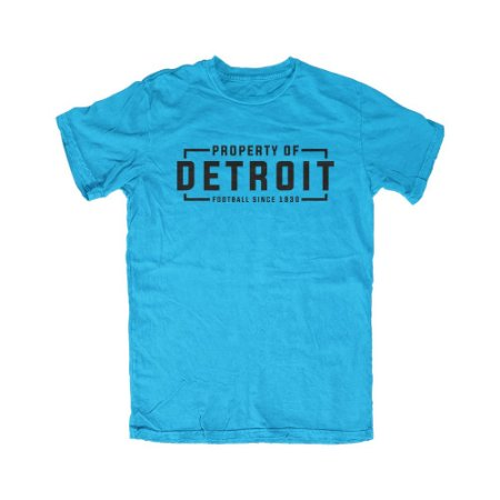 Camiseta PROGear Property Of Detroit