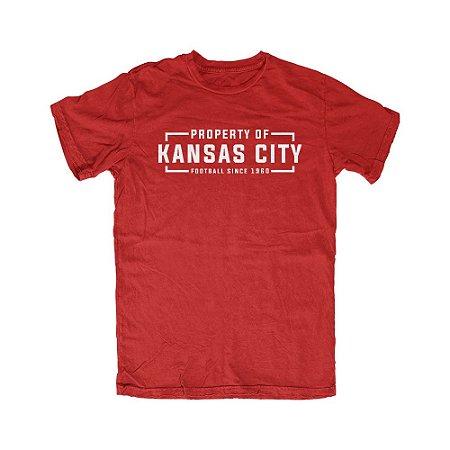 Camiseta PROGear Property Of Kansas City