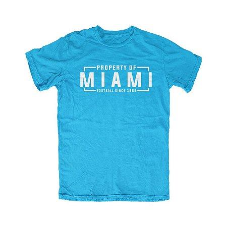 Camiseta PROGear Property Of Miami