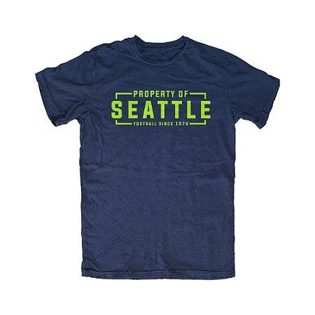 Camiseta The Fumble Property Of Seattle