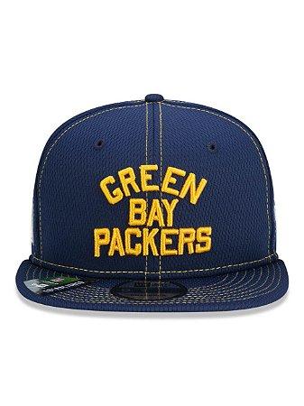 Boné New Era Green Bay Packers NFL