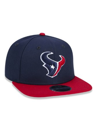 Boné New Era Houston Texans NFL