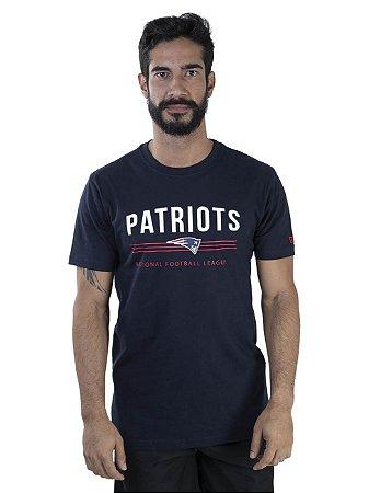 Camiseta New Era NFL New England Patriots