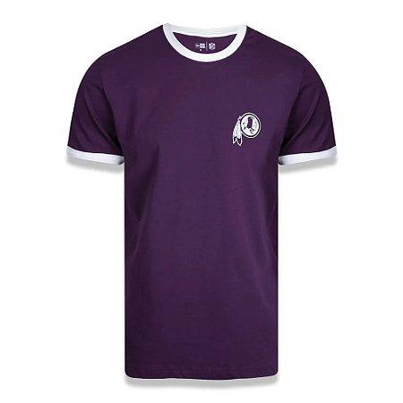 Camiseta New Era NFL Washington Redskins Vinho