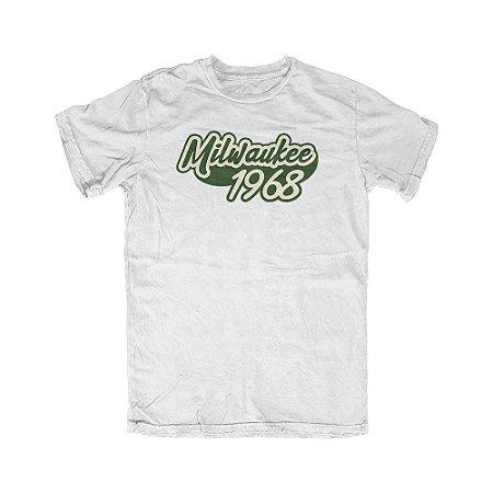 Camiseta Dunks Milwaukee 1968