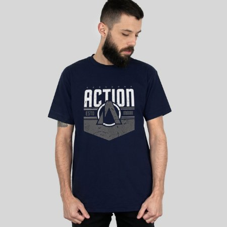 Camiseta Action Clothing The Nation