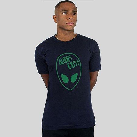 Camiseta Aliens Exist