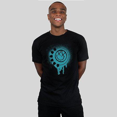 Camiseta blink-182 Smile Painted