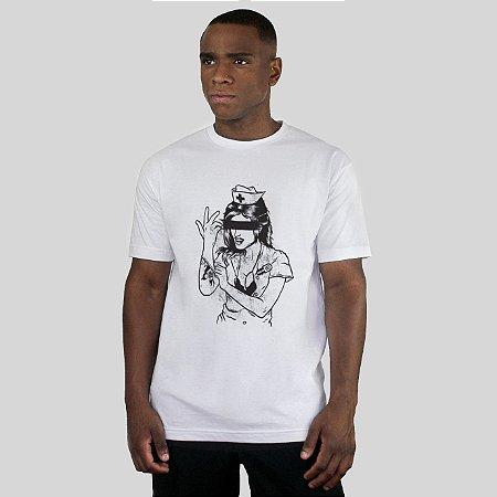 Camiseta blink-182 Enema Girl