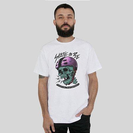 Camiseta Ventura Skate Or Die - Signature