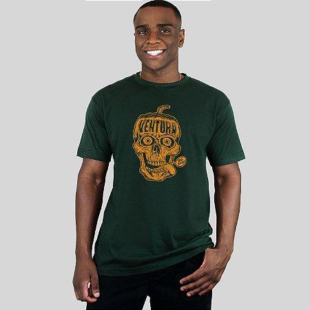 Camiseta Ventura Pumpkin Skull