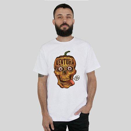 Camiseta Ventura Pumpkin Skull - Signature