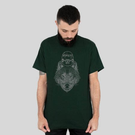 Camiseta Ventura Wolfskater