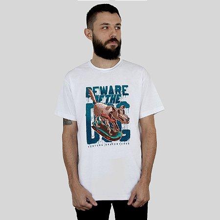 Camiseta Ventura Beware Of The Dog - Signature