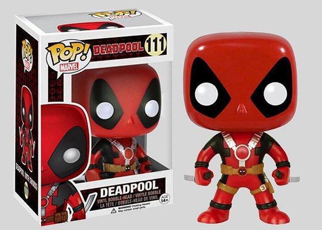 Funko Pop: Marvel Deadpool #111