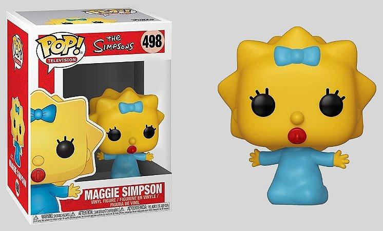 Funko Pop! The Simpsons - Maggie #498