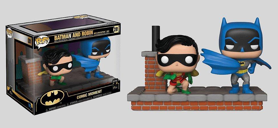 Funko Pop! Batman & Robin #281