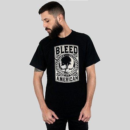 Camiseta Bleed American Caeser