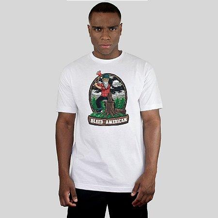 Camiseta Bleed American Fontana