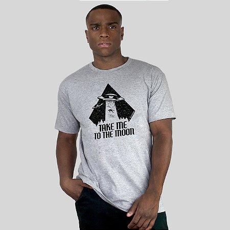 Camiseta Bleed American To The Moon