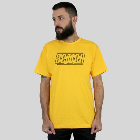 Camiseta Action Clothing Lines