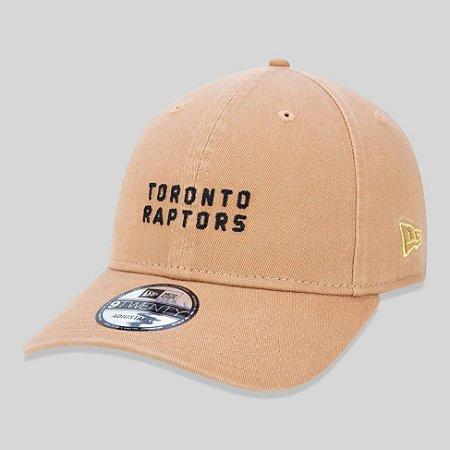 Boné New Era 9TWENTY Toronto Raptors NBA