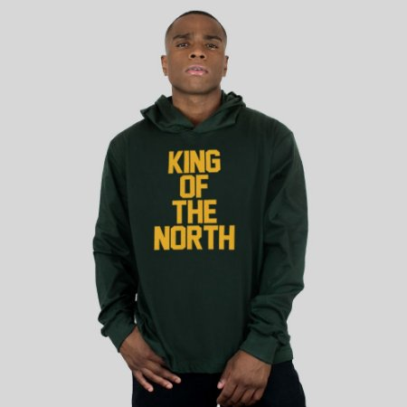 Manga Longa PROGear Green Bay King of the North
