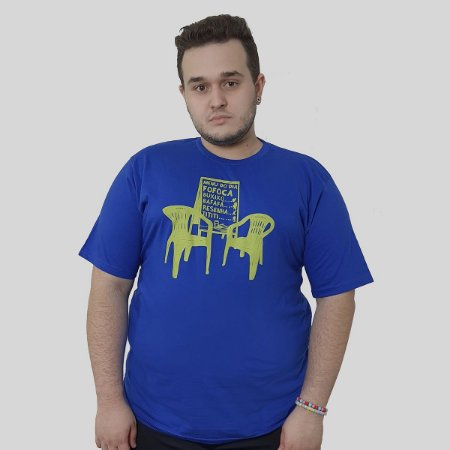 Camiseta Quimera Boteco Royal