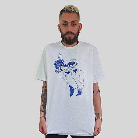 Camiseta Quimera Folhetim Off White