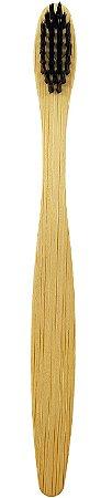 Escova de Dente de Bambu | Infantil | Cerdas Macias