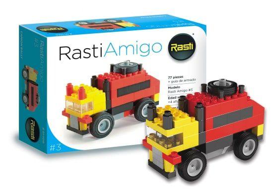 Caminhão de Rally - Rasti Amigo