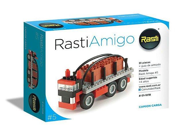 Caminhão de Carga - Rasti Amigo